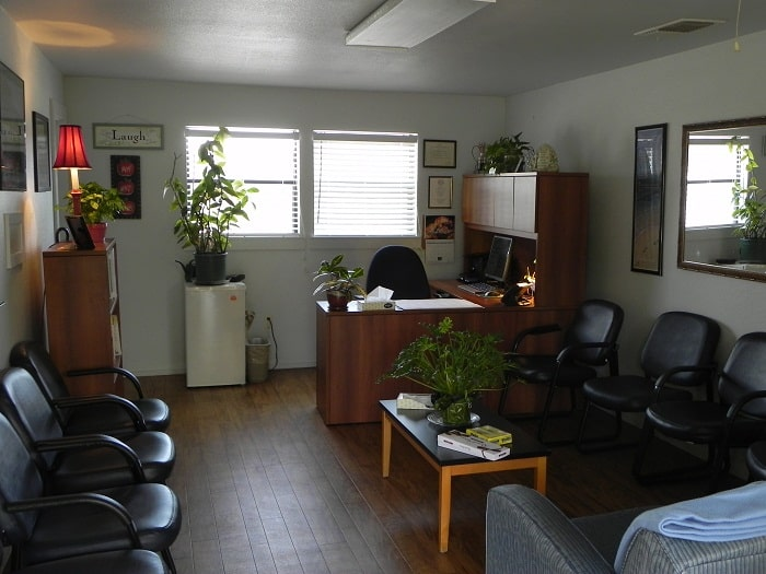 Drug and Alchohol Addiction Counseling office