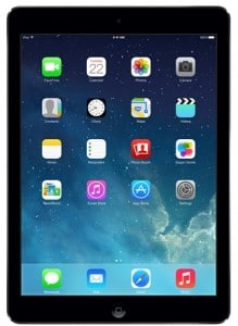 Ipad Air-Gray