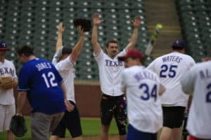 2nd Annual Softball Tournament Texas Rangers Friday March 10, 2017