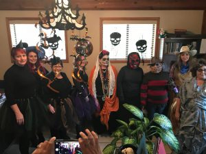 La Hacienda Treatment Center Halloween Party 2017