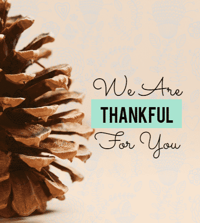 Image result for we are thankful IMAGE
