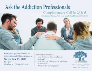 Ask the Addiction Professionals