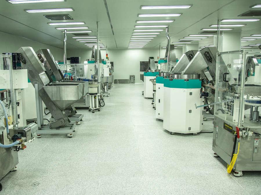 Meth Lab | La Hacienda
